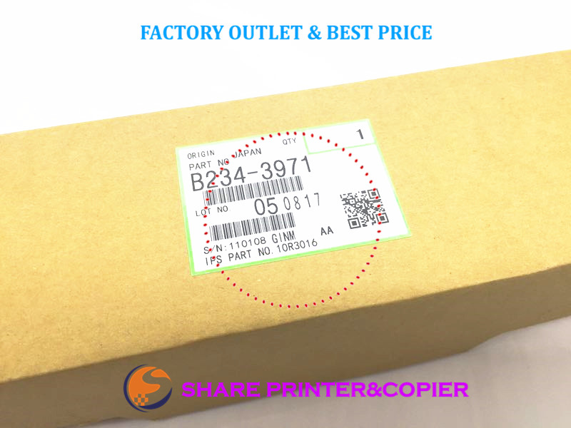 SHARE 1Original Transfer Belt B234-3971 B2343971 for Ricoh MP 1350 9000 1100 Gestetner DSM MP1100 MP1350 MP9000 DSM7135 high quality lower fuser roller for ricoh mp9000 mp1100 mp1350 mp1356 mp1357 mp1106 mp1107 9000 1100 1350 1359 pressure roller