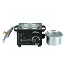 220 В восковая машинка для депиляции одна печь Многофункциональный Контроль температуры удаление волос восковая машина ручной воск терапевтические Устройства