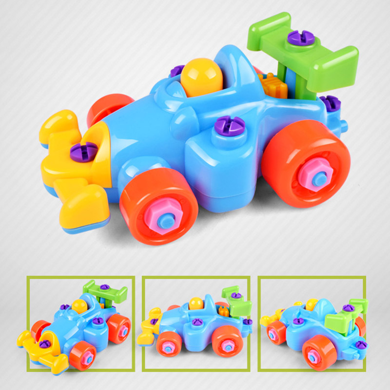 Children-Train-Car-Toy-DIY-Disassembling-Plane-Car-Building-Blocks-Model-Tool-with-Screwdriver-Assembled-Educational-Toys-YH-17-5