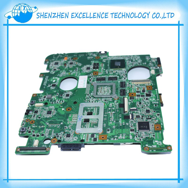 Laptop motherboard for ASUS N43JF Laptop mainboard fully tested well for asus a8f laptop motherboard fully tested