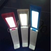 Multi Function LED Pencil Vase Table Light Lamp USB OR Battery Power Abajur Para Quarto