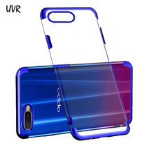 UVR Luxury Plating TPU Case Cover For OPPO