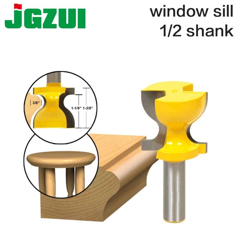 Window Sill Stool Molding Amp Door Pull Edge Router Bit C3