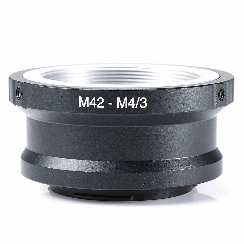 Lens Mount Adapter For M42 Lens to Micro 4/3 M43 GX1 GF5 EP3 EPL5 OMD EM1 M42-M43 for Panasonic G1 G3 GH1 GF1 GF3 E-P1 E-PL3Lens Mount Adapter For M42 Lens to Micro 4/3 M43 GX1 GF5 EP3 EPL5 OMD EM1 M42-M43 for Panasonic G1 G3 GH1 GF1 GF3 E-P1 E-PL3