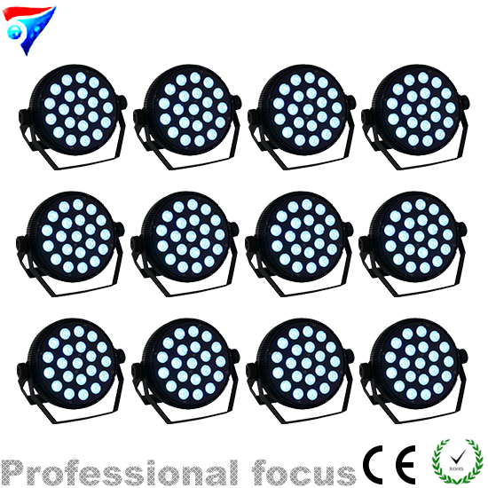 Free Shipping 12pcs/lot High Power Silent 21*10w Led Par Light RGBW Stage Lights High Power LED Par Can DJ Equipments free shipping 16 lot dmx 18x10w rgbw led par can light for stage decoration