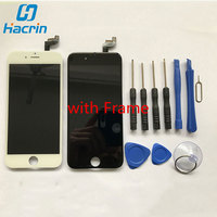 For Apple IPhone 6S LCD Display Touch Screen With Frame Replacement For Apple IPhone 6S 750X1334