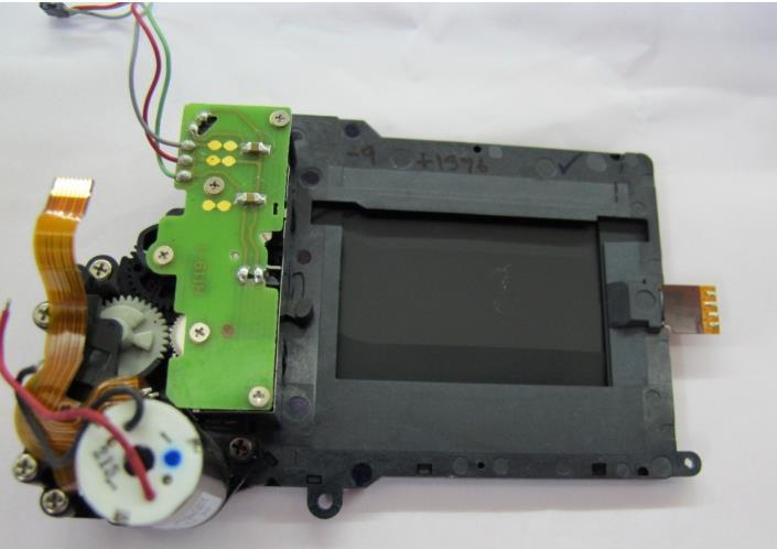 Free shipping for D600 shutter unit for Nikon DSLR d610 shutter Camera Repair part