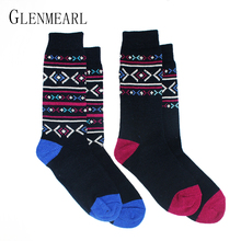Merino Wool Women Socks Hosiery Upscale