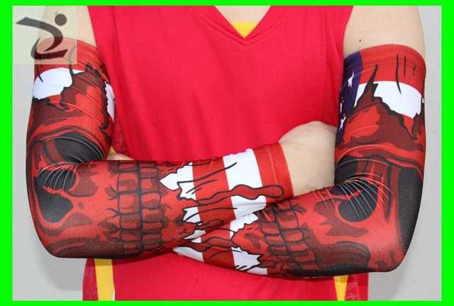 4be986ae41 New arrival Digital Camo Sports Arm Sleeve for softball, baseball  Compression arm sleeve 158 color 7 size