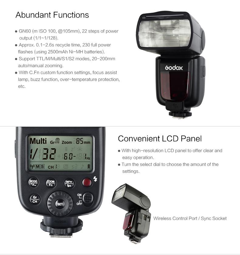 Godox TT600 Camera Flash (21)