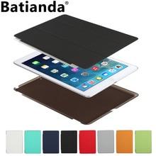 Batianda Ultra Delgado Caso Elegante de la Cubierta para el Nuevo ipad Pro 10.5 pulgadas Modelo Versión 2017 Soporte Plegable + Reposo Automático Caja de la Tableta