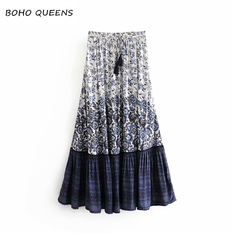 506ad9ed17ba9 top 10 largest maxi skirt cotton women ideas and get free shipping ...