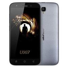 Ulefone u007 3 г wcdma смартфон android 6.0 mtk6580a quad core 1 ГБ + 8 ГБ 8mp воздуха жесты с экране жесты 5.0 дюймов hd телефон