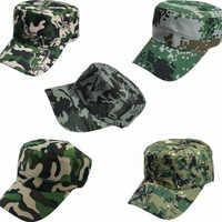 Hawcoar Fashion Men Women Camouflage Outdoor Breathable Mesh Climbing Baseball Cap Hip Hop Dance Hat Cap casquette кепка Z5