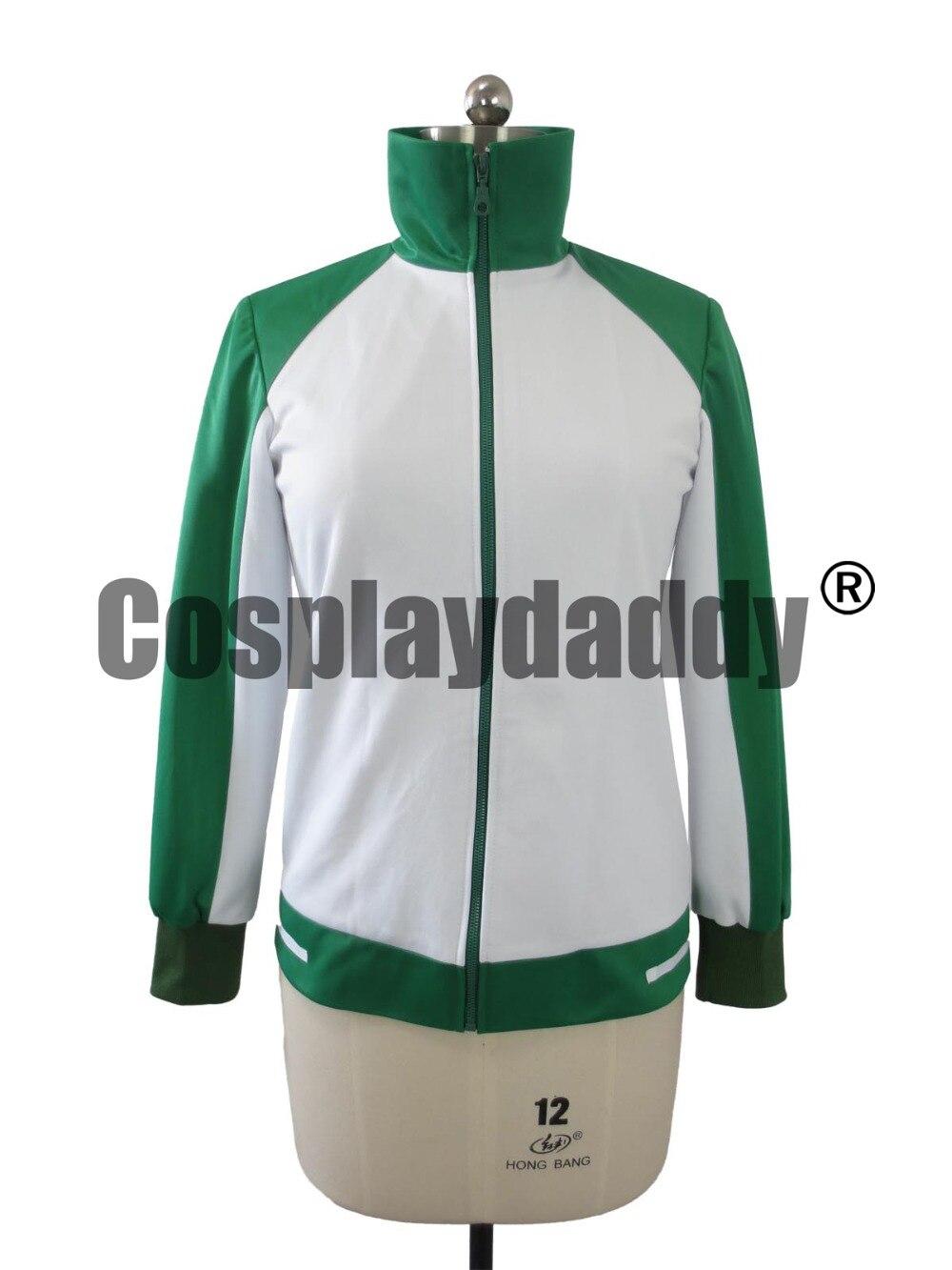 Durarara!! Mikado Ryuugamine Mikado Coat Jacket Sportswear Cosplay Costume C018