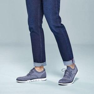 Image 5 - Xiaomi orijinal Coollinght serisi spor ayakkabı iş erkek yumuşak tabanlı ayakkabı Brock rahat ayakkabılar