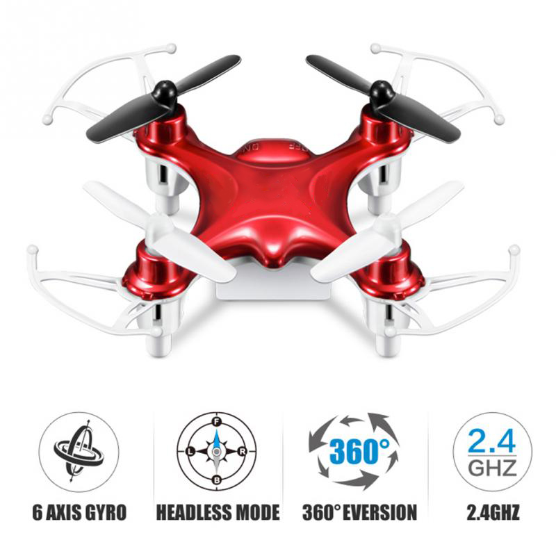 3D Roll Remote Control Helicopter Profissional Mini Drone Pocket Drone RC Model without Camera