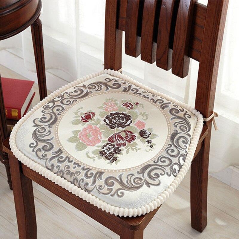 Nordique universel chaise Coussin Rectangle salle à manger chaise Pad doux cuisine tabouret tapis adultes chaise oreiller nouveau décor à la maison siège Coussin