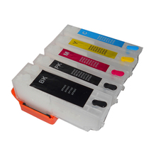 T3351 Refillable Ink Cartridge For Epson T3361 - T3364 Expression Premium xp-645 xp-635 xp-630 xp-530 xp-540 xp-900 xp-830