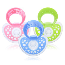 Pacifier Newborn Kids Baby Boys Girl Dummy Nipples Food-grade Silicone Orthodontic Soother 0-36Months
