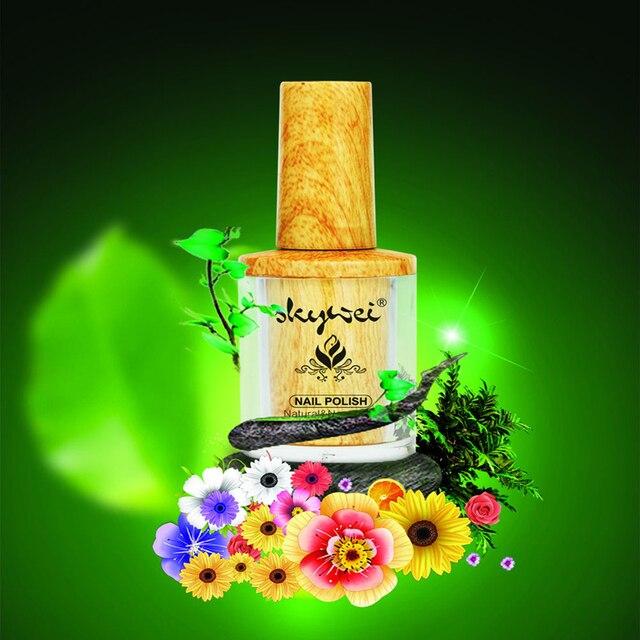 1 unid SKYWEI orgánica Gel esmalte de uñas esmalte de uñas belleza ...