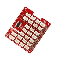 High Quality Base Shield For Raspberry Pi DIY Kit Open Source Free Shipping