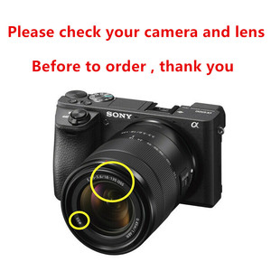 Image 5 - Sac de caméra intérieur Ultra léger en néoprène coque souple pour Sony A6600 A6400 A6500 A6300 A6100 A6000 caméra avec objectif 18 135 16 70 28 70