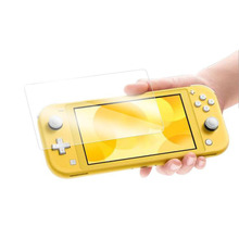 Tempered glass Clear Full Protective Film Surface Guard for Nintend NX New Switch Lite NS Mini Console Screen Protector Cover