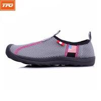 TFO 여성 아쿠아 물 신발 강 물 여름 신발 통기성 빠른 건조 슬립 야외 신발 미끄럼 상류 신발
