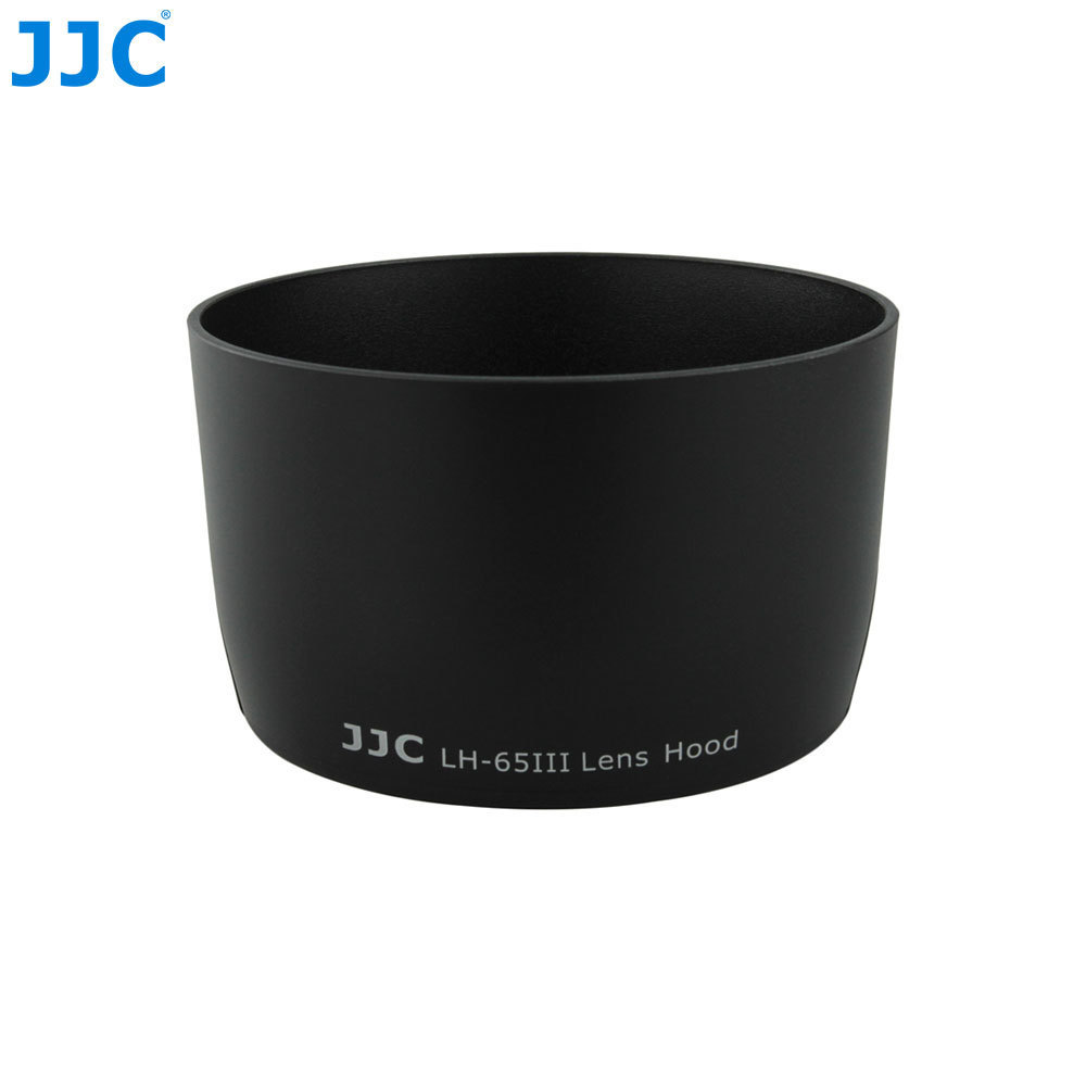 JJC LH-65III Bayonet Camera Lens Hood for Canon EF 100-300mmf/4.5-5.6/EF 100mm f/2, 85mm f/1.8 USM replaces ET-65III цены онлайн
