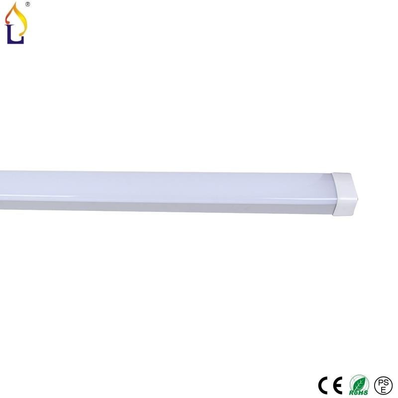 6pcs/lot led Tri-proof light ip65 waterproof dustproof led linear light LED batten light 30W 2ft/40W 3ft aqua lung tri light pro