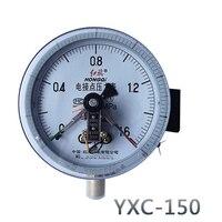 100mm YXC 150 Electric Contact Pressure Gauge Meter 30VA Vacuum Gauge Control Gauge