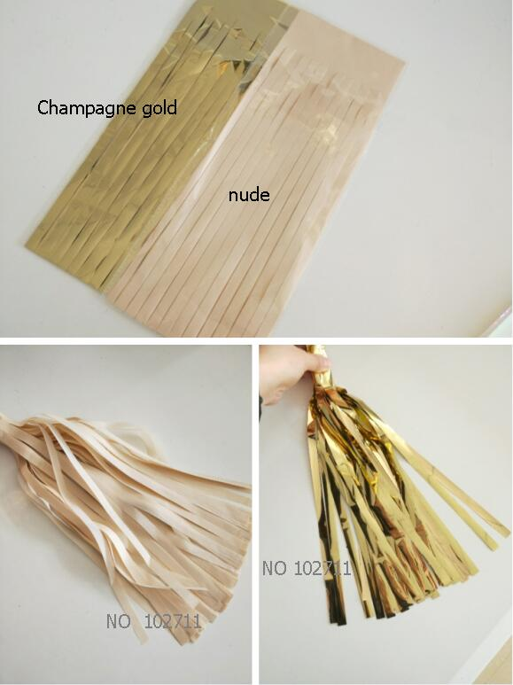 300sheets 25 35cm 38colors for u Wedding Decoration Tissue Paper Tassels Garland Ribbon Curtain Bunting Party
