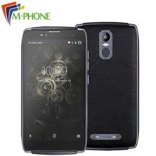 Uhans U300 Teléfono Móvil 5.5 pulgadas 4G Android 6.0 MT6750T Octa Core 4 GB RAM 32 GB ROM Smartphone 13.0MP + 5.0MP Dual Trasera cámara