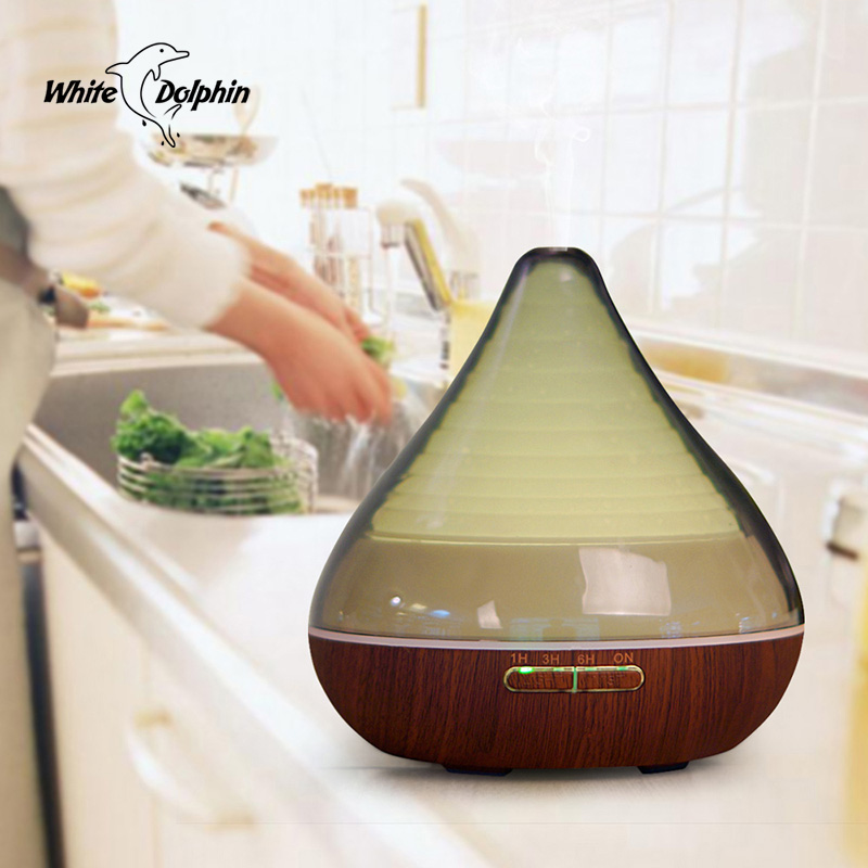цена на Portable Aromatherapy Humidifier Ultrasonic Essential Oil Diffuser Home Purifier Air Humidifier Aroma Diffuser Mist Maker Fogger