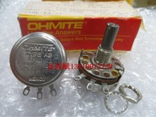 [VK]New original OHMITE Canada AB import RV4NAYSD102A-1K 1K adjustable potentiometer with hat RV4NAYSD102A switch(China)