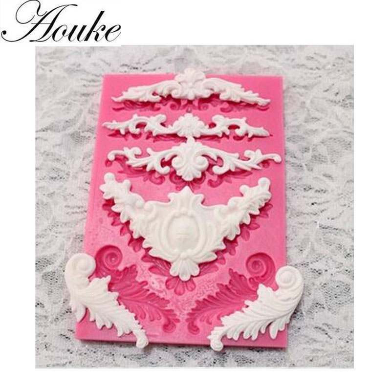 New Style Silicone Cake Decorating,3D Silicone Cake Mold ...