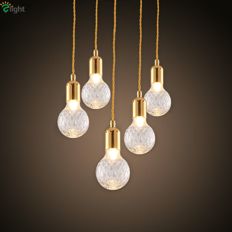 Dia10 H150cm Modern Lee Broom Crystal Bulb G9 Led Pendant Light Restaurant Bar Gold Metal Lustre Crystal Glass Hanging Lamp roomble потолочный светильник lee broom decanterlight chandelier