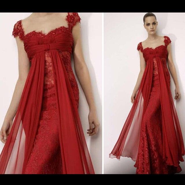 free shipping party custommade 2016 sweet slim fish tail lace chiffon maxi  long bridesmaid high neck eceb04b25327