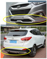 Para Hyundai ix35 2009.2010.2011.2012 GUARDIA PARACHOQUES (Frontal + Posterior) ISO9001 de Alta Calidad Placa de PARACHOQUES de Automóviles