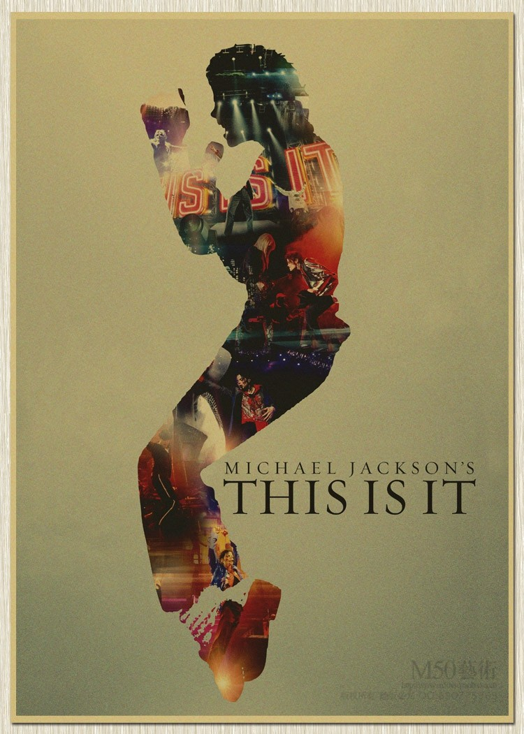 Online get cheap michael jackson posters for Cheap prints and posters