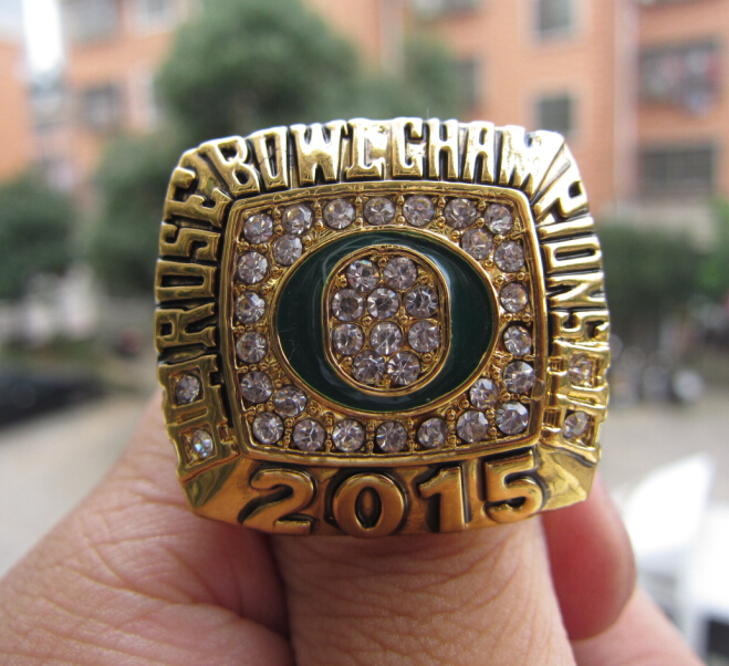 Oregon Rose Bowl Ring