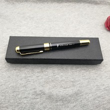 1pc classic Fountain Pen you can customized your name or text on pen body or pen cap best birthday gift for father or husband цена и фото