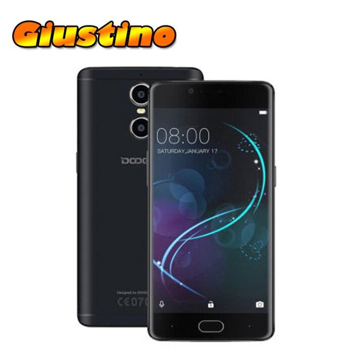 bilder für Ursprüngliche doogee schießen 1 mtk6737t 1,5 ghz 2g ram + 16g rom handy Quad Core 5,5 Zoll FHD Bildschirm Android 6.0 4G LTE Smartphone