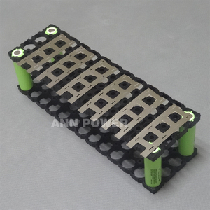 Image 2 - Free Shipping 4P13S 18650 battery holder + 4P2S Nickel strip for 13S 48V 10Ah li ion battery 4*13 holder and 4*2 nickel belt