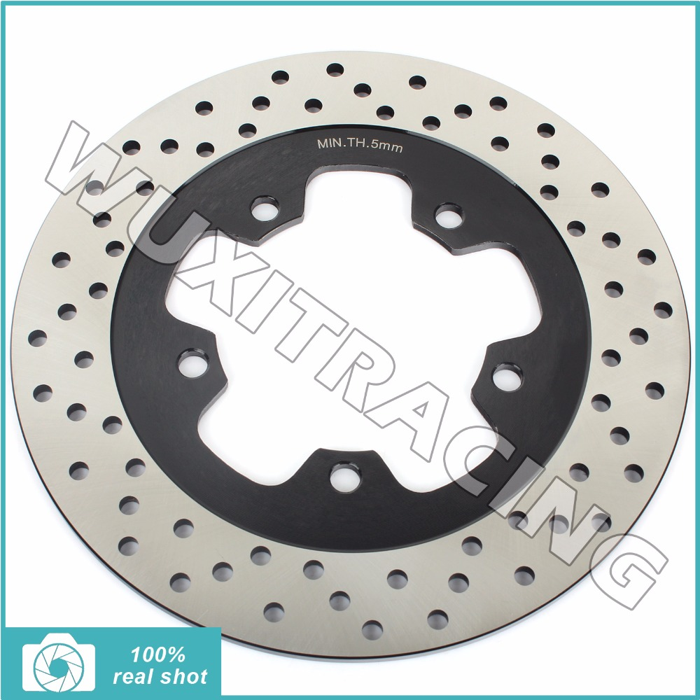 250mm Motorcycle DISC REAR Brake Disc Rotor For KAWASAKI ZRX 1100 1996- ZRX 1200 2001- shivaki shrf 54 ch