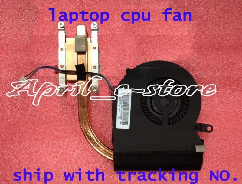 New for LENOVO Z475 Z470 Z475A Intel Laptop cpu fan heatsink ,free thermal paste ,Free shipping ! ! synthetic graphite cooling film paste 300mm 300mm 0 025mm high thermal conductivity heat sink flat cpu phone led memory router
