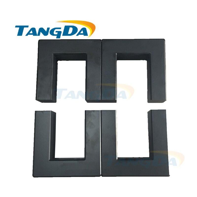 Tangda EE240 core EE 240 fuseaux noyau magnétique souple magnétisme ferrites SMPS RF Transformateurs matériel: PC40 haute fréquence