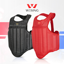 Chest Guard Taekwondo Reversible Body Shields Protect Protector Sanda Karate Kickboxing chestguard muay thai Boxing