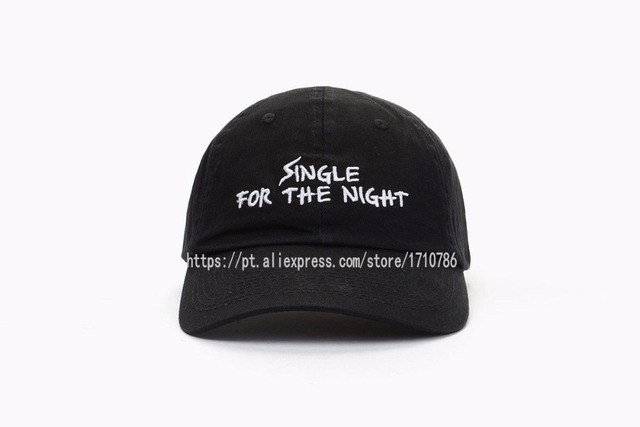 2017 NEW Single For The Night dad hat Almost Famous I Came to Break Hearts  SNAPBACK Cap 6 panel cap ee640c95b84